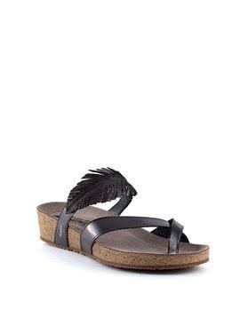 Mephisto Immy Sandal Dark Grey