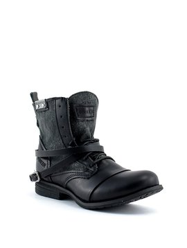 Bunker KOL-FR1 Boot Black
