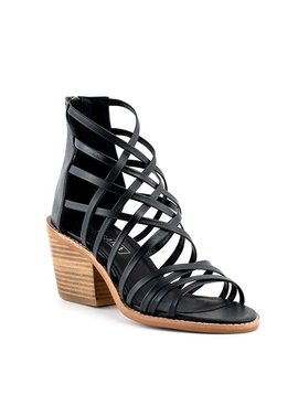 Sol Sana Jordan Heel Black