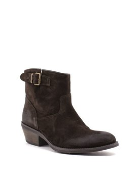 Bos & Co Romona Boot Dark Brown