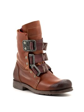Fly Stif Boot Brick Leather