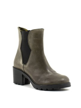Fly Cait Chelsea Boot Dark Grey