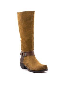 Fly Meek Tall Boot Camel/Tan