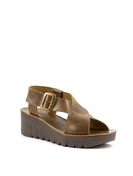 Fly Yild Wedge Sandal Bridle