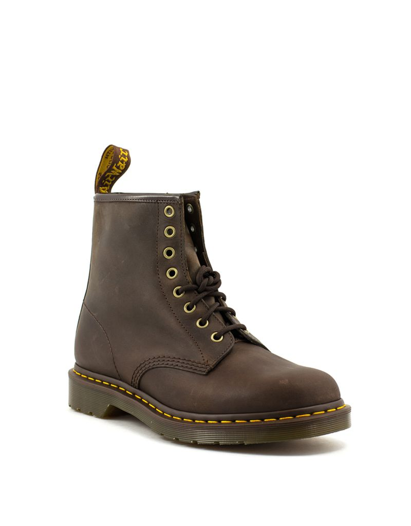 buy dr marten 39 s 1460 gaucho crazy horse boot online now at shoe la la. Black Bedroom Furniture Sets. Home Design Ideas