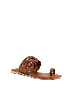 Emu Integra Sandal Hazelnut