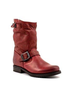 Frye Veronica Shortie Boot Red