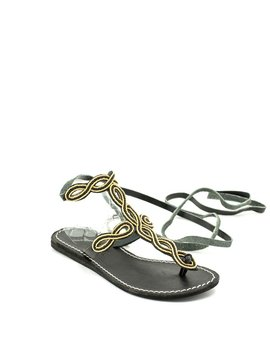 Laid Back London Henning Flat Sandal