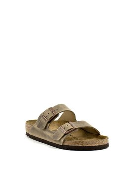Birkenstock Arizona Tobacco Leather Regular Width