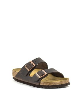 Birkenstock Arizona Havana Leather Regular Width
