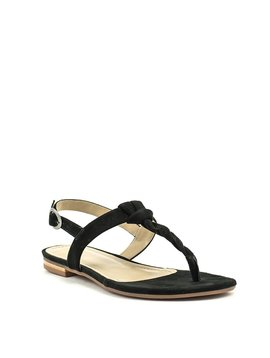 Johnston & Murphy Holly Sandal Black