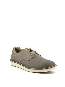 Johnson & Murphy McGuffey Plain Toe Gray