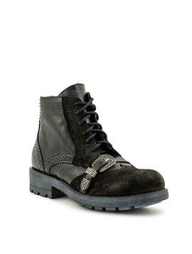 Mery Nara-15M Boots Black