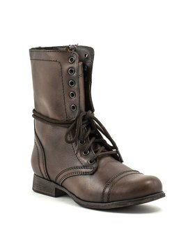 Steve Madden Troopa Boot Brown