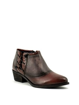 Unity In Diversity Trevi Boot Bordeaux