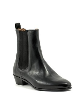 Hudson London Kenny Chelsea Boot Black