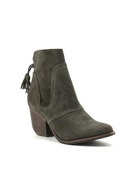Matisse Laney Boot Charcoal Suede