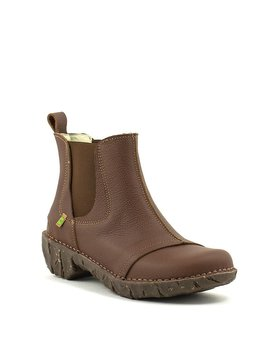 El Naturalista N158 Chelsea Boot Wood