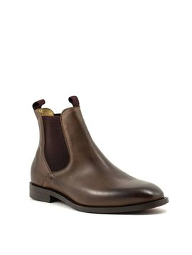 Men's Hudson London Wynford Chelsea Boot Brown