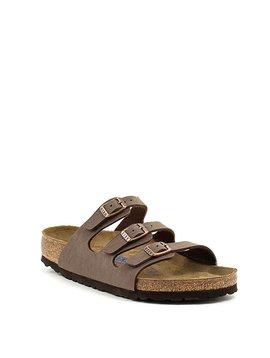 Birkenstock Florida Birko-Flor Soft Footbed Regular Width