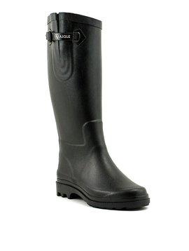 Aigle Aiglentine Rain Boot Black