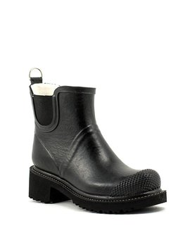Ilse Jacobsen Rub47 Rain Boot Black