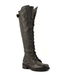 Felmini A425 Tall Lace-up Boot