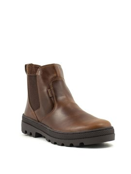 Palladium Pallabosse Chelsea Boot Sunrise/Chocolate