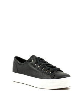 Kess Triple Kick Sneaker Metallic Black