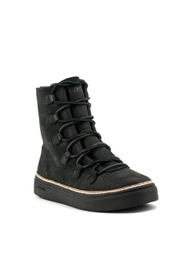 Blackstone OL26 High Top Boot Black