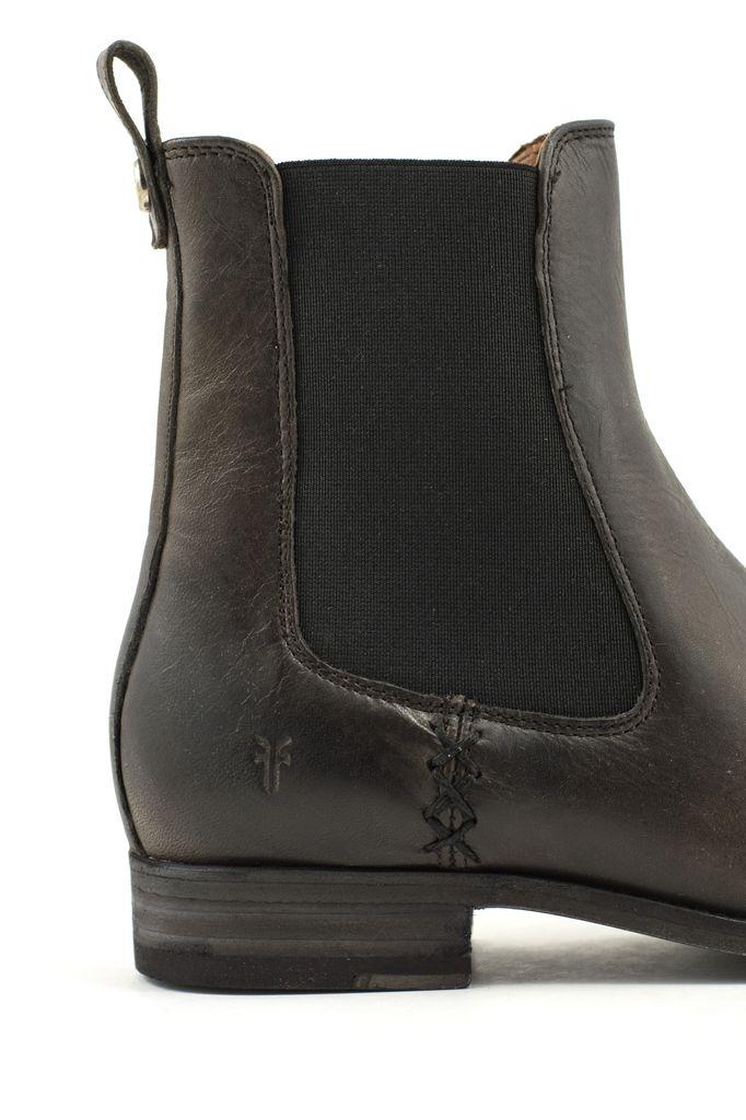 Buy Frye Melissa Chelsea Boot Slate Online Now At Shoe La La