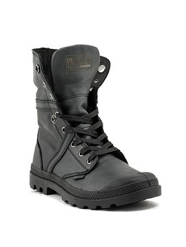Palladium Pallabrouse Baggy L2 Boot Black