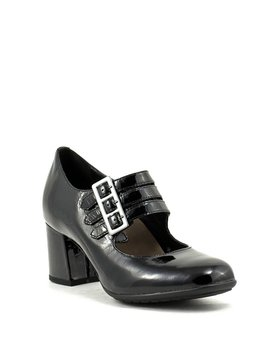 Earthies Fortuna Shoe Black
