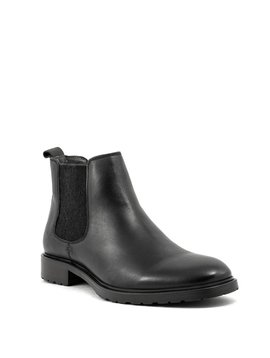Men's Johnston & Murphy Myles Chelsea Boot Black