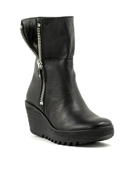 Fly Yex668 Boot Black/Silver