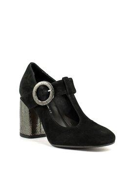 Cafe Noir LMC514 Shoe Black
