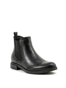 Ateliers Brando Chelsea Boot Black