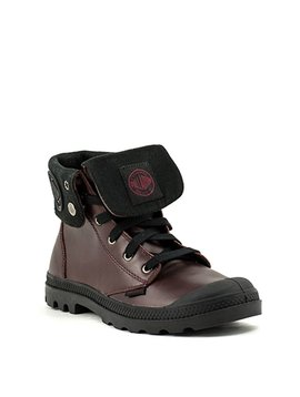 Palladium 92356-645 Baggy Leather Boot Granata