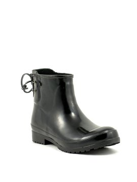 Sperry Walker Turf Rain Boots Black