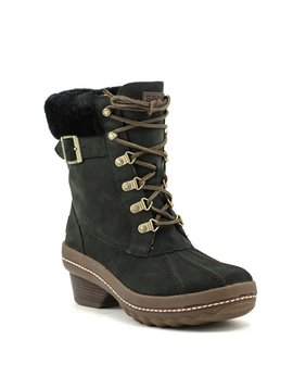 Sperry Gold Cup Ava Boot Black