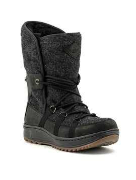 Sperry Powder Ice Cap Boot Black