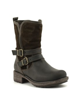 Bos&Co Sahara Boot Dark Brown