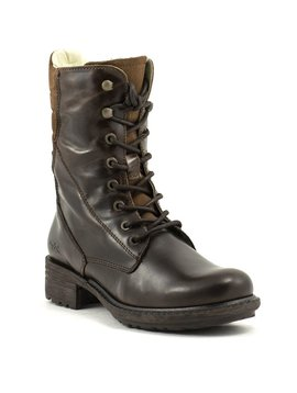 Bos&Co Salem Boot Brown/Wood