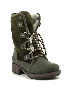 Bos&Co Springfield Boot Olive