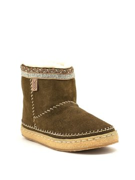 Laid Back London Nyali Boot Mocha