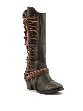 Freebird FB Cash Boot Brown/Multi
