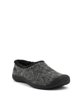 Keen Howser Slide Wool Black
