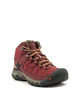 Keen Targhee Exp Mid WP Hiking Boot Syrah/Tandori Spice