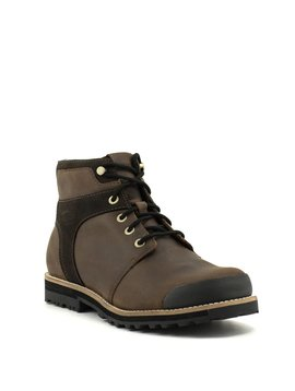 Men's Keen The Rocker WP Boot Big Ben/Eiffel ( Brown/Dk Brown )