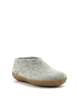 Glerups Shoe Rubber Sole Grey